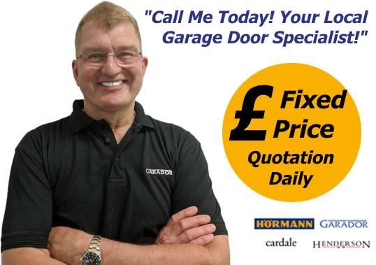 Call Graham, your local Garage Door Specialist